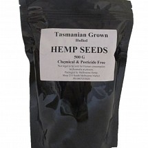Tasmanian Grown Hemp Seeds